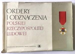 Ordery i Odznaczenia Polskiej Rzeczypospolitej Ludowej - WMON