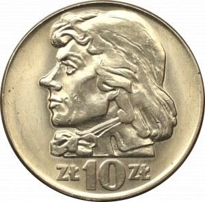 PRL, 10 złotych 1966 Kościuszko