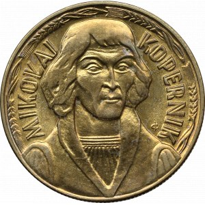 PRL, 10 złotych 1968 Kopernik