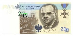 PWPW 016, Matuszewski 2016