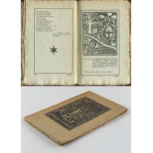 ZEGADŁOWICZ Emil - Powsinogi beskidzkie [wydanie pierwsze Wadowice 1923] [Czartak]