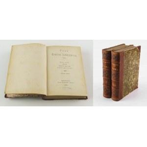 SIENKIEWICZ Henryk - Pisma [Szkice węglem, Janko Muzykant, Hania] [1881]