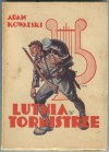 KOWALSKI Adam - Lutnia w tornistrze [1934] [okł. Artur Horowicz]
