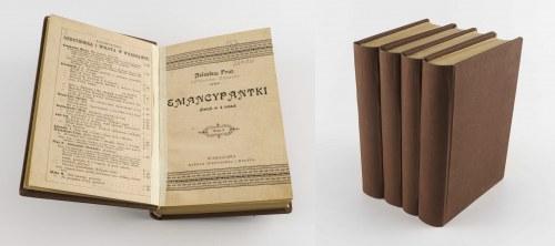 PRUS Bolesław - Emancypantki [wydanie pierwsze 1894]
