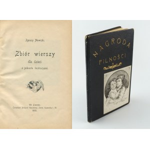 NOWICKI Ignacy - Zbiór wierszy dla dzieci [Lwów 1908]