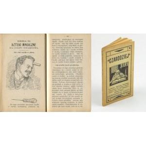 [spirytyzm, magia, pszczoły] Czarodziej. Kieszonkowy kalendarzyk na 1916 rok