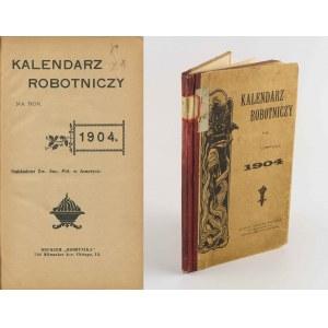 [socjalizm] Kalendarz robotniczy na rok 1904