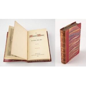 SCOTT Walter - The Poetical Works. Tom VII. Marmion [1868]