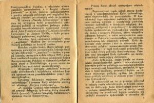 [judaika] CHMIELOWSKI Jordan - Konkordat polsko-żydowski na tle prawa międzynarodowego i państwowego