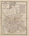HERKNER J. - Atlas geograficzny złożony z 20 mapp [1866]