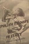 CZUCHNOWSKI Marian - The polish troops in Italy [Londyn 1944]