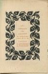 SEMKOWICZ Aleksander - Wydania dzieł Adama Mickiewicza w ciągu stulecia. O wydaniach oryginalnych ogłoszonych za życia poety 1822-1835 [1926]