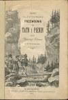 ELJASZ-RADZIKOWSKI Walery - Nowy illustrowany przewodnik do Tatr i Pienin [1881]