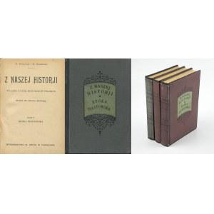 KULIKOWSKA Marcelina, WITKOWSKA Helena - Czytania historyczne. Część I-II. Epoka piastowska. Epoka jagiellońska [1907/8]