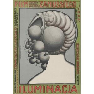 plakat STAROWIEYSKI Franciszek - Iluminacja [1973]