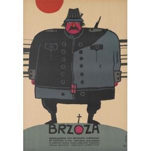 plakat BUTENKO Bohdan - Brzoza [1967]