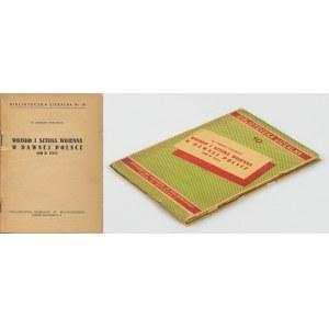 TYROWICZ Marian - Wojsko i sztuka wojenna w dawnej Polsce (do r. 1717) [1938]