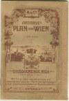 Plan der Grossgemeinde Wien [Plan Wiedeń - 1910]