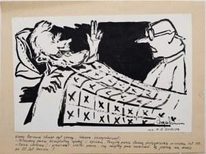 Marian Bogusz, Bez tytułu (Bernard Shaw)