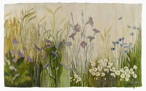 Kilim w kwiaty
