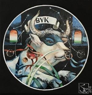 Zbigniew Seweryn (ur. 1956r), Byk, 2016