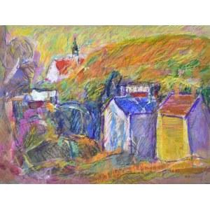 Jan WODYŃSKI (1903-1988), Domy w piasecznie