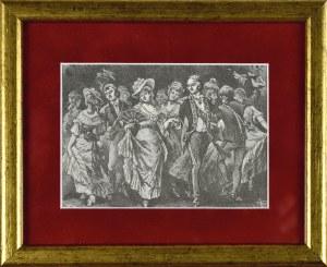 Juliusz KOSSAK (1824-1899), Zabawy podczas pobytu Księcia Józefa na Ukrainie