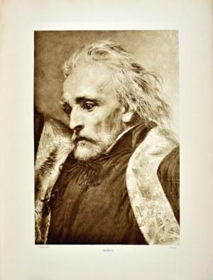 Jan MATEJKO (1838 - 1893), Skarga
