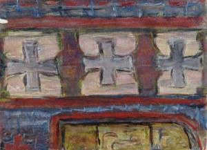 Krystyna PELLETIER (1914-2007), Kompozycja I