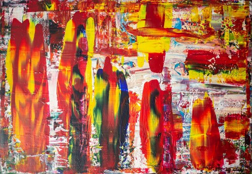 Dominik Smolik, Abstract totems, 2021