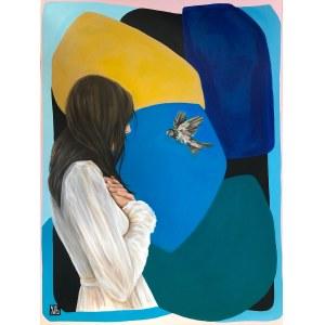 Zanna Brzyzek (ur. 1980), Morning Ritual, 2021