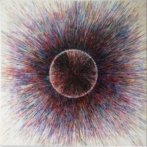 Kuba Janyst (ur. 1978), CR1, z cyklu: Meditations, 2021