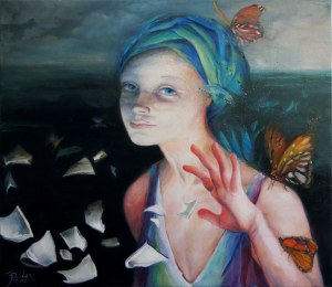 Iwona Duda (ur. 1966), Tea time, 2020