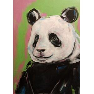 Aleksandra Lacheta (ur. 1992), Panda, 2021