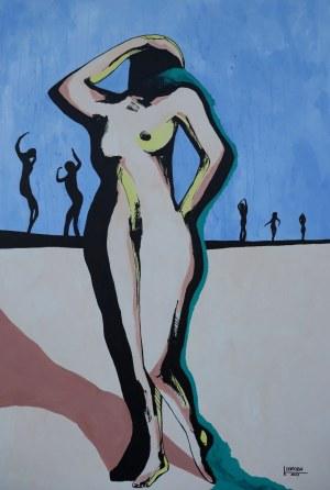 Katarzyna Doroba (ur. 1991), Tańczące, 2021