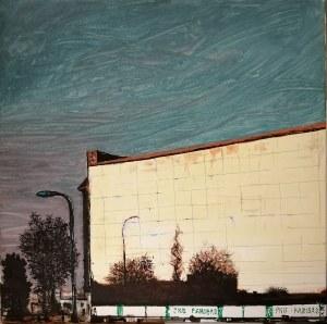 Jerzy Konstantynowicz (ur. 1965), Wieczór (The dusk), 2021