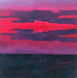 Olena Horhol (ur.1994), Memories from the sea, 2017