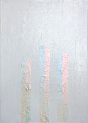 Bernard Pietraga (ur. 1994), Blue Magnum, 2021