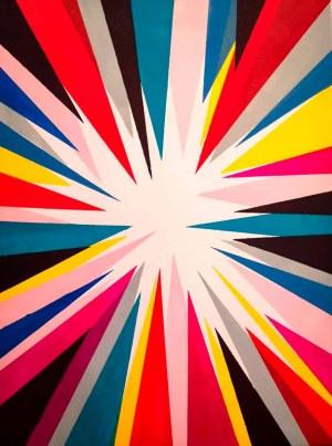 Ewelina Grabowska (ur. 1992), Colorful, 2020