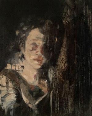 Julia Medyńska (ur. 1981 r.), The girl in the dark, 2020 r.