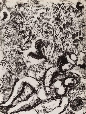 Marc Chagall, Le Couple a L'Arbre