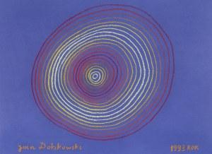 Jan DOBKOWSKI ur. 1942, Bez tytułu, 1993