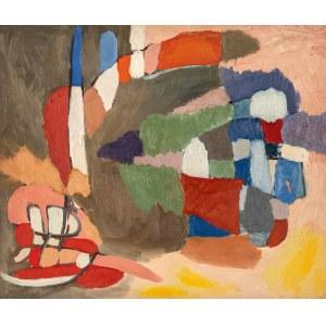 Marek WŁODARSKI (1898 - 1960), Na tropie II, 1958