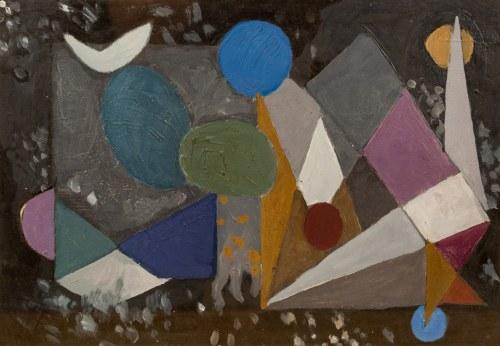 Marek WŁODARSKI (1898 - 1960), Noc, 1955