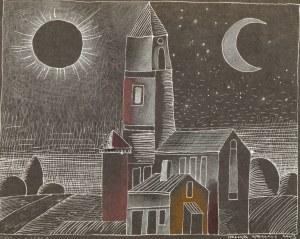 Henryk WANIEK (ur. 1942), Sol - Luna, 2003