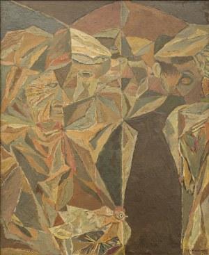 Zbigniew KOWALEWSKI (ur. 1914), Jarmark, lata 60. XX w.
