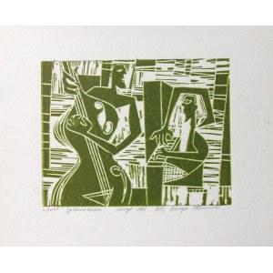 Henryk Płóciennik, Duet, 1963