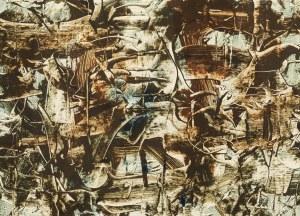 Alfred LENICA (1899 - 1977), Zatrute morze, 1964