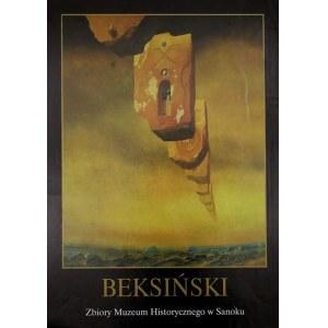 Plakat Beksiński