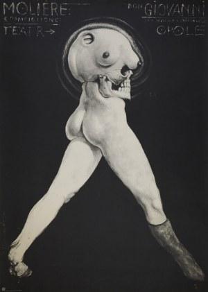 proj. Franciszek STAROWIEYSKI (1930-2009), Plakat